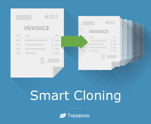 Generate A Similar Estimate / Invoice (Smart Cloning) – Yardbook